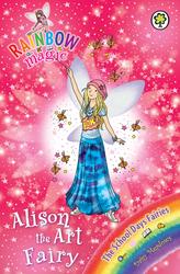 Rainbow Magic Alison The Art Fairy, Paperback Book, By: Daisy Meadows