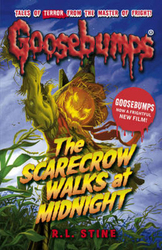 Goosebumps Horrorland The Scarecrow Walks at Midnight Third Edition, Paperback Book, By: R.L. Stine