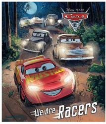 Disney Pixar Cars 3 We Are Racers, Paperback, By: Parragon Books Ltd