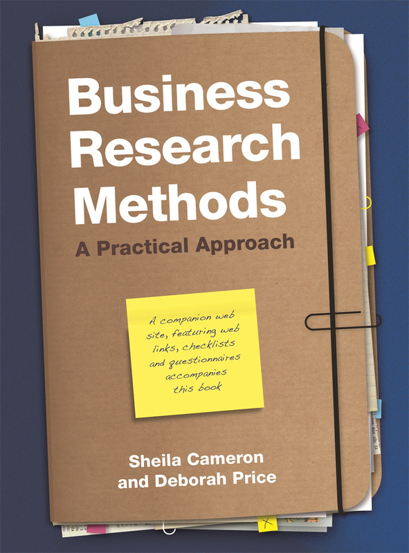 Business Research Methods, Paperback Book, By: Sheila Cameron and Deborah Price