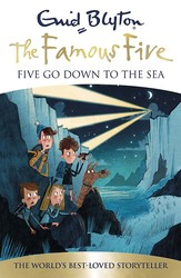 The Famous Five: Five Go Down To The Sea, Paperback Book, By: Enid Blyton
