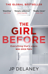 The Girl Before, Paperback Book, By: J. P. Delaney