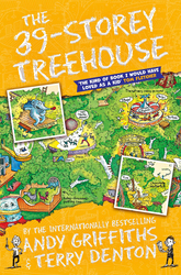 The 39-Storey Treehouse, Paperback Book, By: Andy Griffiths