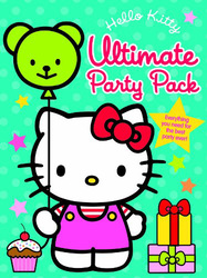Hello Kitty Ultimate Party Pack, Paperback Book, By: Carly Blake