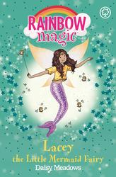Rainbow Magic Lacey The Little Mermaid Fairy, Paperback Book, By: Daisy Meadows