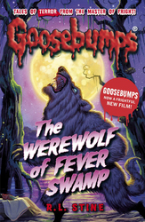 Goosebumps The Werewolf of Fever Swamp Second Edition, Paperback Book, By: R.L. Stine