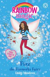 Rainbow Magic Fizz The Fireworks Fairy, Paperback Book, By: Daisy Meadows
