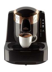 Arzum Okka Automatic Turkish/Greek Coffee Machine, 210W, OK001 BLK, Black