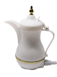 Gulf Dalla Coffee Maker, 850W, GA-C9842B, White/Gold