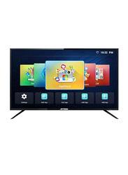 Aftron 50-Inch Ultra HD Smart LED TV, AFLED5020DUSHA, Black