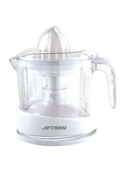 Aftron Hand Press Citrus Juicer, 30W, AFJ9030N, White