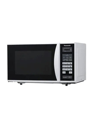 Panasonic 25L Microwave Oven, 800W, NN-ST34HM, Silver