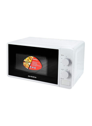 Elekta 20L Microwave Oven, 700W, EMO-221, White