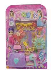 Magic Cosmetics with Little Barbie and Conventional Bag Set, Ages 3+