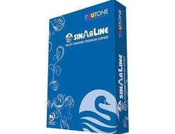Sinarline Photocopy Paper A4 80GSM, Indonesia, (Box Of 5 Ream)