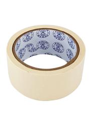 Sadaf Masking Tape/Paper Tape, 48mm x 18 Yard, White