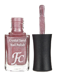 FC Beauty Crystal Sand Nail Polish, 10ml, 06, Pink