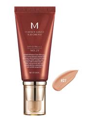 Missha M Perfect Cover SPF42/PA+++ BB Cream, 50ml, No.27 Honey Beige