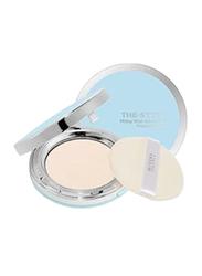 Missha The Style Fitting Wear Sebum Cut Pressed Powder, 11gm, No.2 Clear Peach, Pink