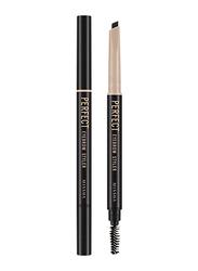 Missha Perfect Eyebrow Styler, 0.35gm, Black