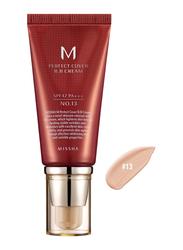 Missha M Perfect Cover SPF42/PA+++ BB Cream, 50ml, No.13 Light Beige
