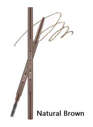 Missha Super Skinny Brow, 0.09gm, Natural Brown
