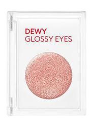 Missha Dewy Glossy Eyeshadow, 12gm, Vintage Apple, Beige