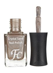 FC Beauty Crystal Sand Nail Polish, 10ml, 01, Gold