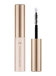 Missha M Lash Boosting Ampoule Mascara for Women, 5.5gm, Clear
