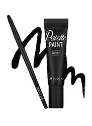 Missha Palette Paint Liner, 6gm, Black