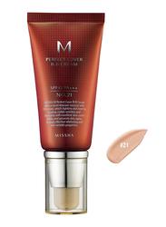 Missha M Perfect Cover SPF42/PA+++ BB Cream, 50ml, No.21 Light Beige