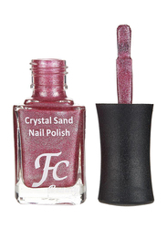 FC Beauty Crystal Sand Nail Polish, 10ml, 08, Pink