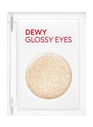Missha Dewy Glossy Eyeshadow, 12gm, Honey Roast, Gold