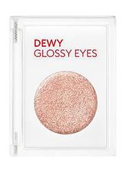 Missha Dewy Glossy Eyeshadow, 12gm, Double Guava, Beige