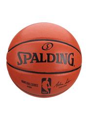Spalding Basket Ball, Size 7, Orange