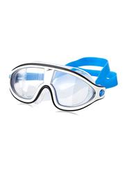 Speedo Biofuse Rift Mask Goggles, Blue/Clear