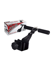 Winmax Fitness Gear Sit Up Bar, Black