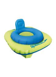 Speedo Seasquad Swim Seat Child Unisex, 1-2 Years, Blue/Green