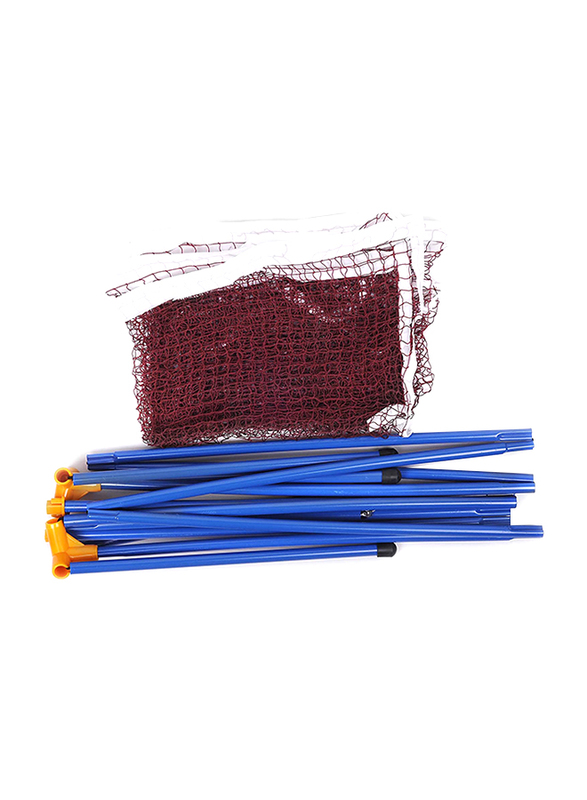 Winmax Foldable Badminton Net Set, WMY51975, Multicolour