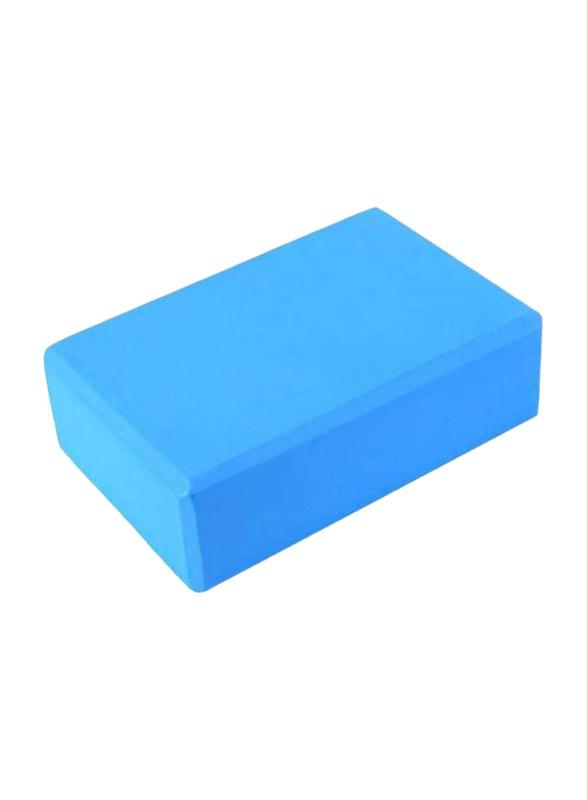Winmax Yoga Block, WMF71713D, Blue