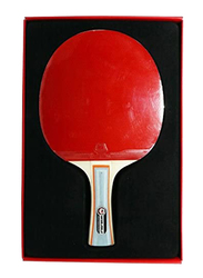 Winmax 1 Star Table Tennis Racket, 15 x 16 cm, Multicolour