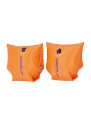 Speedo Pacific Armbands, 6-12 Years, Orange