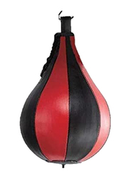 Winmax Last Punch Boxing Punching Speedball, Black/Red