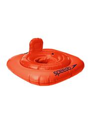 Speedo Seasquad Swim Seat Child Unisex, 0-12 Months, Orange