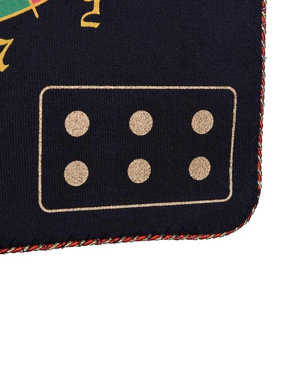 Winmax 15 Inch Magnetic Dart Board Unisex Child, WMG08085, Black
