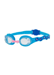 Speedo Disney Spot Infants Child Swimming Goggles Unisex, Light Blue/Pink