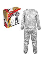 Winmax Large Sauna Suit, WMF09938JL, Grey