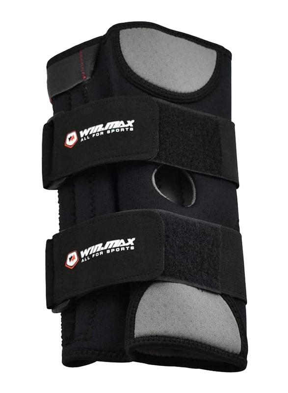Winmax Knee Support, WMF09013, Small, Black