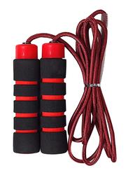 Winmax Jump Rope, WMF68591A, Black/Red