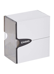 Casio Analog Watch for Men with Stainless Steel Band, Water Resistance, MTP-1308SG-7A, Silver-White